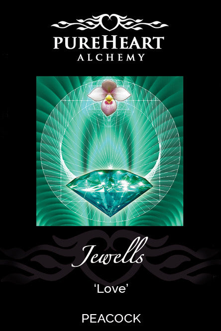 Jewells ~ Unifying with the Stillness of Love