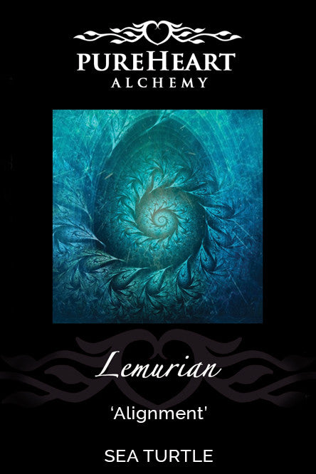 Lemurian ~ Sensing our Cosmic Fertile Waters