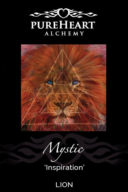 Mystic ~ Inviting Mystery in with Fiery Enthusiasm