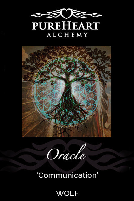 Oracle ~ Trusting the Instincts of our Co-Creativity