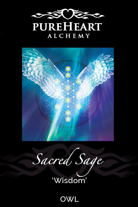 Sacred Sage ~ Cleansing Myst of Spirit and Space