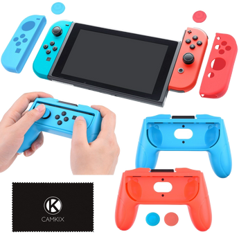 Get the most out of your Nintendo Switch with these bundles by CamKix