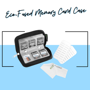 Organizing Tips with Eco-Fused Memory Card Case