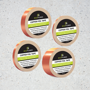 Check Out These Multipurpose Premium Adhesive Copper Foil Tape by Eco-Fused