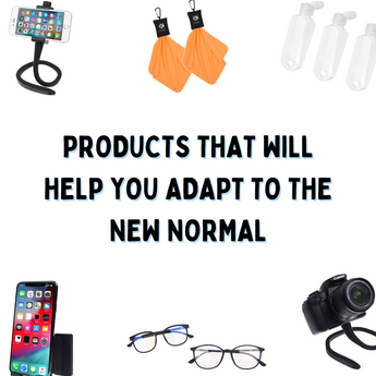 Products that will Help you Adapt to the New Normal