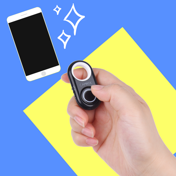 A Compact Bluetooth Shutter Remote Control Finds Its New Home!