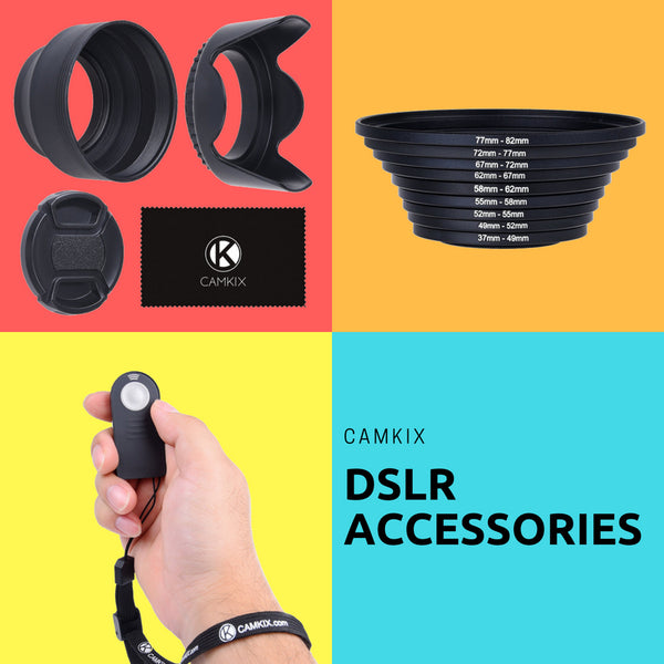 Lucky IG Giveaway Winner Gets THREE Awesome DSLR Camera Accessories from CamKix