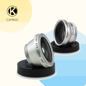 8 Things to Love about CamKix Universal Lens Kits