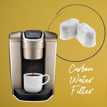 Great Coffee and Clean Water Using Our Carbon Water Filter