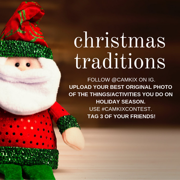 December Photo Contest: Christmas Traditions