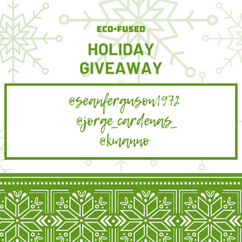 A Trio Won the Eco-Fused Holiday Giveaway!