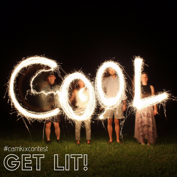 July Photo Contest: Get Lit!