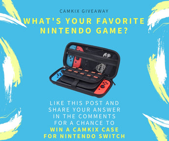 Zelda Fan Wins CamKix Case for Nintendo Switch