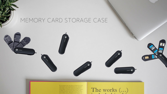 New Product Announcement: CamKix Memory Card Storage Case