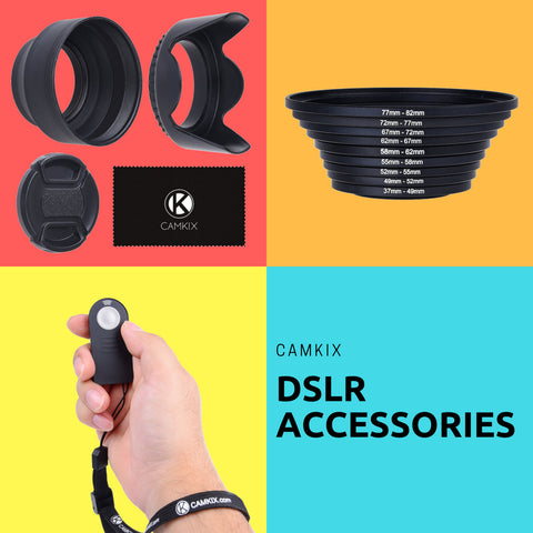 CamKix DSLR Camera Accessories