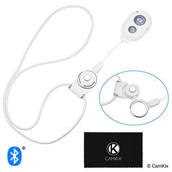 Bluetooth Camera Shutter Remote with Lanyard