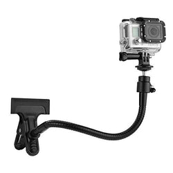 Clamp Mount for Gopro Hero and Compact Cameras
