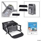 Travel Safety Pack with LiPo bag + Battery caps for DJI Mavic 2 Pro / Zoom (2 Batteries)