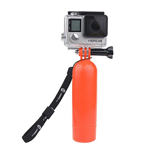 Floating Hand Grip for Gopro Hero (Orange)
