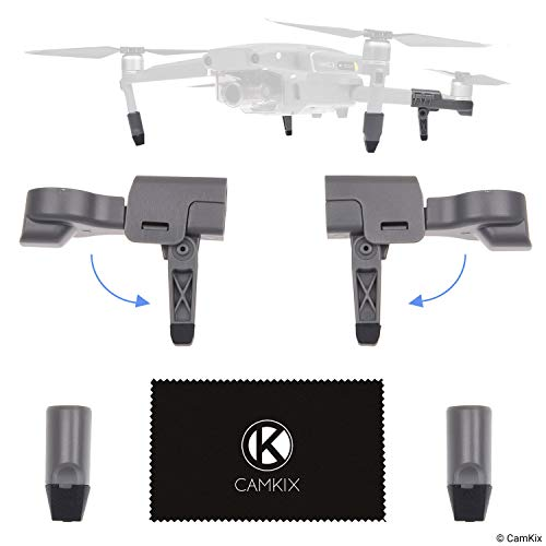 CamKix Foldable Landing Gear for DJI Mavic 2 Pro Zoom
