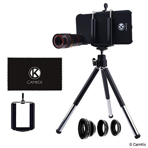 Lens Kit for Apple iPhone 7 - 4in1 - 8x Telephoto