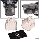 CamKix Gimbal Lock and Camera Shield for DJI Mavic 2 Pro (Pack of 2)
