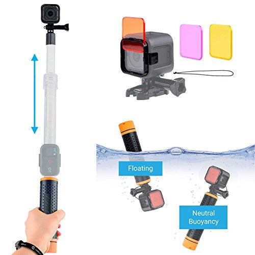 Watersports and Diving Bundle for GoPro Hero 5 & 4 Session