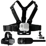 Body Mount Bundle for Gopro Hero