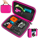 Case for Gopro Hero 4, 3+, 3, 2 - (M) Pink