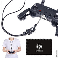 Lanyard and Remote Control Bracket for DJI Mavic Pro and DJI Spark