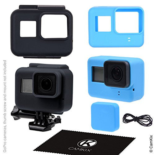 Silicone Sleeve Cases Gopro Hero 6 / 5