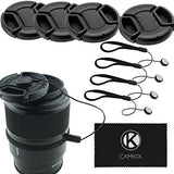 Lens Cap Bundle - 52mm
