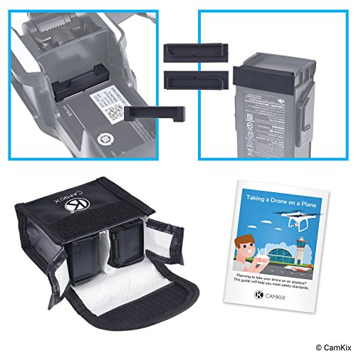Travel Safety Pack for DJI Mavic Air (For 2 Batteries)