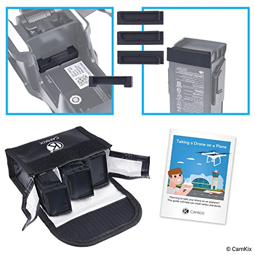 Travel Safety Pack for DJI Mavic Air (For 3 Batteries)
