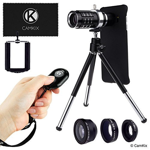 Camera & Shutter Remote Kit for Samsung Galaxy S6 / S6 Edge Plus