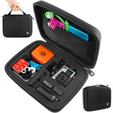 Case for Gopro Hero 4, 3+, 3, 2 - (M) Black