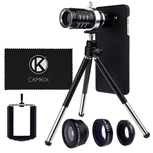 Lens Kit for Samsung Galaxy Note 5 - 4in1 - 12x Telephoto