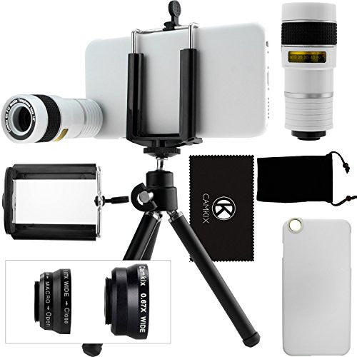 Lens Kit for iPhone 6 / 6S - 4in1 - 8x Telephoto