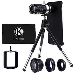 Lens Kit for Samsung Galaxy S6 Edge Plus - 4in1 - 12x Telephoto
