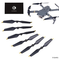 Propellers for DJI Mavic Pro / Platinum - 6 Blades - Low Noise