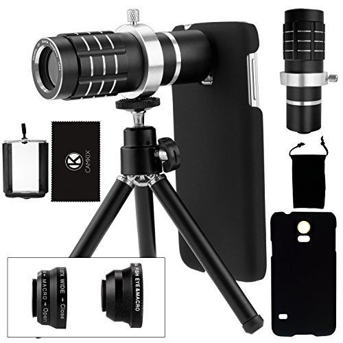 Lens Kit for Samsung Galaxy S5 - 4in1 - 12x Telephoto