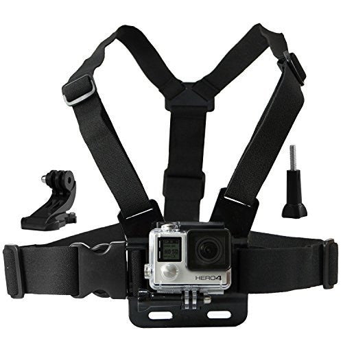 Chest Mount Harness for Gopro Hero