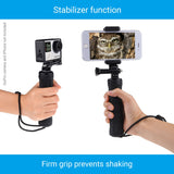 Dual Mount Hand Grip for GoPro Hero