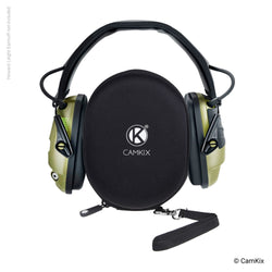 Case for Howard Leight Impact Sport OD Electric Earmuff - Black