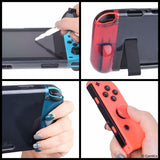 Protection Kit for Nintendo Switch (Black)