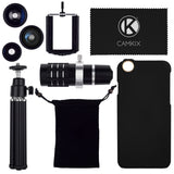 Lens Kit for iPhone 6 Plus / 6S Plus - 4in1 - 12x Telephoto