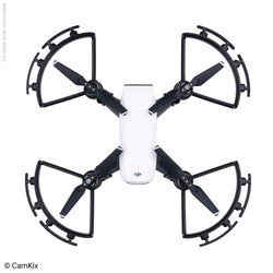 Propeller Guards with Spring Bumpers for DJI Spark - 1 Set (Black)