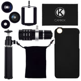 Lens Kit for iPhone 6 / 6S - 4in1 - 12x Telephoto