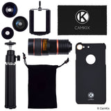 Lens Kit for Apple iPhone 7 Plus - 4in1 - 8x Telephoto Lens
