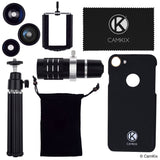 Lens Kit for Apple iPhone 7 - 4in1 - 12x Telephoto